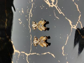 Ayıcık Küpe-1250 resmi